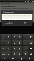 HTC Z520e One S - SMS - handmatig instellen - Stap 6