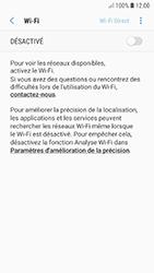 Samsung A520F Galaxy A5 (2017) - Android Oreo - Wi-Fi - Accéder au réseau Wi-Fi - Étape 6