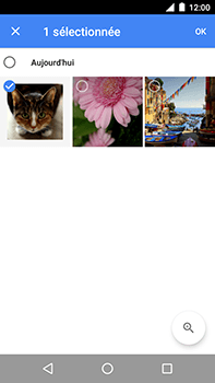 Motorola Moto E4 Plus - E-mails - Envoyer un e-mail - Étape 14