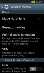 Samsung I9105P Galaxy S II Plus - MMS - configuration manuelle - Étape 6