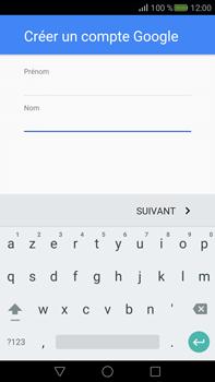 Huawei Mate S - Applications - Créer un compte - Étape 5