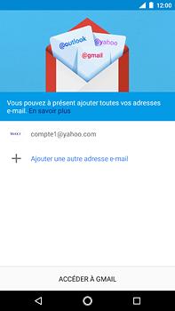 Nokia 6 (2018) - E-mail - Configuration manuelle (yahoo) - Étape 13