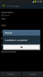 Samsung I9295 Galaxy S IV Active - Internet - Automatic configuration - Step 7