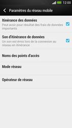 HTC One - Internet - Désactiver du roaming de données - Étape 5