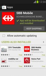Samsung I8190 Galaxy S III Mini - Applications - Download apps - Step 24