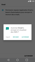 LG LG G5 - E-mail - Configuration manuelle (outlook) - Étape 15