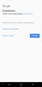 Samsung Galaxy S9 Plus - Applications - Créer un compte - Étape 4