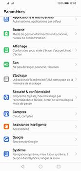 Huawei Y7 (2019) - Données - créer une sauvegarde avec votre compte - Étape 3