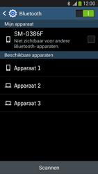Samsung Galaxy Core LTE 4G (SM-G386F) - Bluetooth - Aanzetten - Stap 5