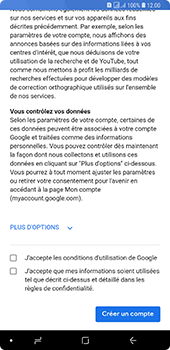 Samsung Galaxy A7 2018 - Applications - Créer un compte - Étape 15