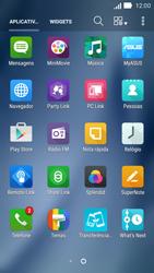 Asus Zenfone 2 - Chamadas - Como bloquear chamadas de um número específico - Etapa 3