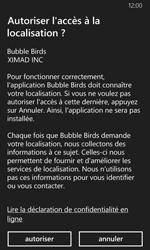 Nokia Lumia 630 - Applications - Créer un compte - Étape 9