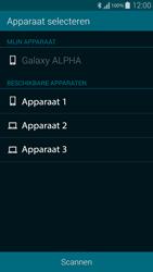 Samsung Galaxy Alpha 4G (SM-G850F) - Contacten en data - Foto