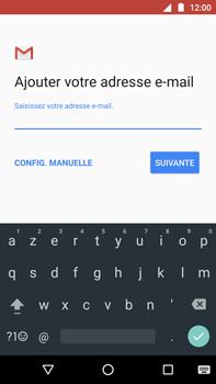 Motorola Moto Z Play - E-mail - Configuration manuelle - Étape 9