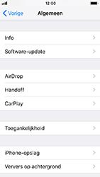Apple iPhone 5s - iOS 12 - apps - apps afsluiten - stap 6