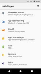 Sony Xperia XZ1 (G8341) - Buitenland - Internet in het buitenland - Stap 5