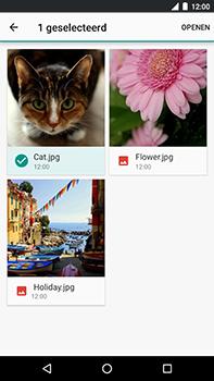 Android One GM5Plus DS - MMS - hoe te versturen - Stap 19