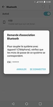 LG V30 - Bluetooth - Jumeler avec un appareil - Étape 8