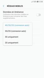 Samsung A520F Galaxy A5 (2017) - Android Nougat - Réseau - Changer mode réseau - Étape 7