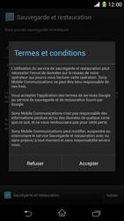 Sony Xpéria Z1 - Premiers pas - Créer un compte - Étape 25