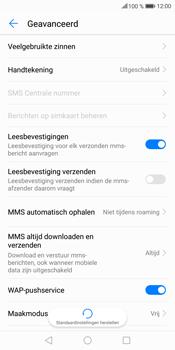 Huawei Mate 10 Lite - MMS - probleem met ontvangen - Stap 8