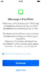 Apple iPhone 5s - iOS 12 - Primeiros passos - Como ligar o telemóvel pela primeira vez -  20