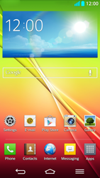 LG G2 - Manual - Download user guide - Step 1