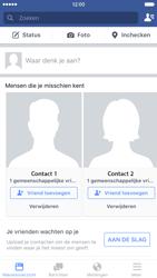 Apple iPhone 6 met iOS 9 (Model A1586) - Privacy - Privacy instellingen van Facebook aanpassen - Stap 4