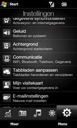 HTC T5353 Touch Diamond II - Internet - Handmatig instellen - Stap 4