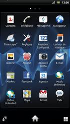 Sony LT22i Xperia P - Bluetooth - connexion Bluetooth - Étape 5