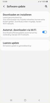 Samsung galaxy-a7-dual-sim-sm-a750fn-android-pie - Software updaten - Update installeren - Stap 5