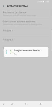 Samsung Galaxy S8 Plus - Android Oreo - Réseau - utilisation à l'étranger - Étape 13