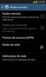 Samsung Galaxy Grand Neo - Internet no telemóvel - Como ativar os dados móveis -  6