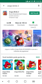 LG K12+ - Aplicativos - Como baixar aplicativos - Etapa 11