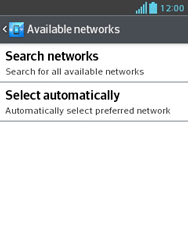 LG E430 Optimus L3 II - Network - Usage across the border - Step 7