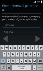 Samsung Galaxy J1 - Primeiros passos - Como ligar o telemóvel pela primeira vez -  13