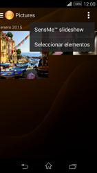 Sony D2203 Xperia E3 - Bluetooth - Transferir archivos a través de Bluetooth - Paso 8