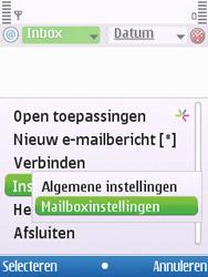 Nokia C5-00 - E-mail - handmatig instellen - Stap 15