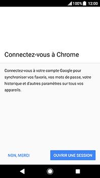 Sony Xperia XA2 Ultra - Internet et connexion - Naviguer sur internet - Étape 5