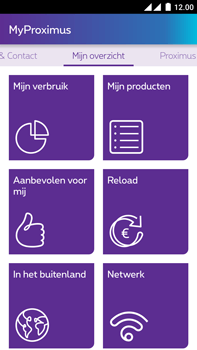 OnePlus 2 - Applicaties - MyProximus - Stap 11