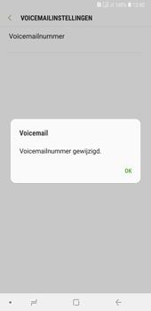 Samsung Galaxy A7 (2018) - Voicemail - handmatig instellen - Stap 13