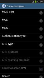 Samsung C105 Galaxy S IV Zoom LTE - Internet - Manual configuration - Step 12