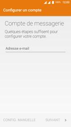 Wiko Lenny 3 - E-mail - Configuration manuelle - Étape 6