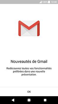 Sony Xperia XA2 Ultra - E-mails - Ajouter ou modifier votre compte Gmail - Étape 5
