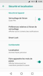 Crosscall Core X3 - Sécuriser votre mobile - Activer le code de verrouillage - Étape 13