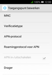 "Alcatel Pixi 3 - 3.5"" - Internet - handmatig instellen - Stap 15"
