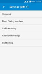 Crosscall Trekker M1 Core - Voicemail - Manual configuration - Step 8