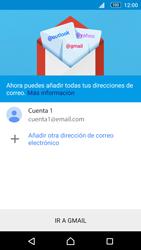 Sony Xperia M5 (E5603) - E-mail - Configurar Gmail - Paso 15