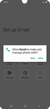 Samsung Galaxy A50 - E-mail - Manual configuration (outlook) - Step 10