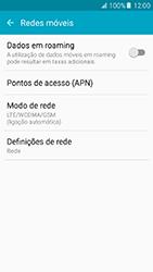 Samsung Galaxy A5 (2016) (A510F) - Internet no telemóvel - Como ativar 4G -  7